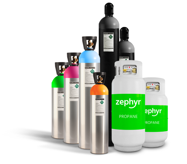 Zephyr Helium Propane Nitrogen CO2 Get a Quote