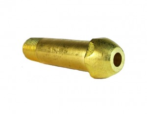 Zephyr Helium Replacement Brass Nipple