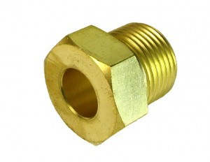 Zephyr Helium Replacement Brass Nut
