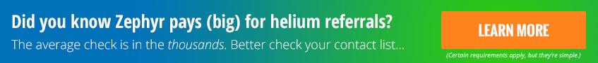 Zephyr helium referral program