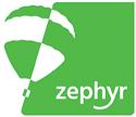 zephyr primary logo 1C print