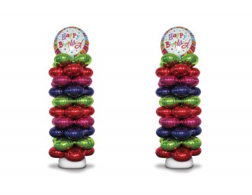 Zephyr Foil Balloon Column Kit