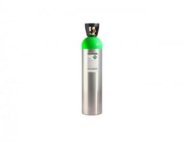Zephyr Helium Medium Aluminum Helium Cylinder