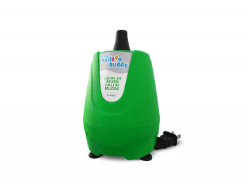 The Balloon Buddy Portable Electric Air Inflator by Zephyr Solutions