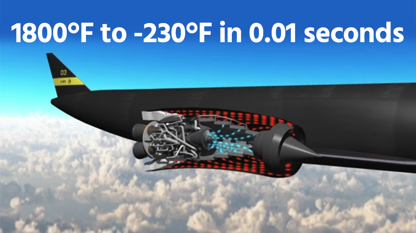 Helium cooled hybrid jet rocket Sabre engine