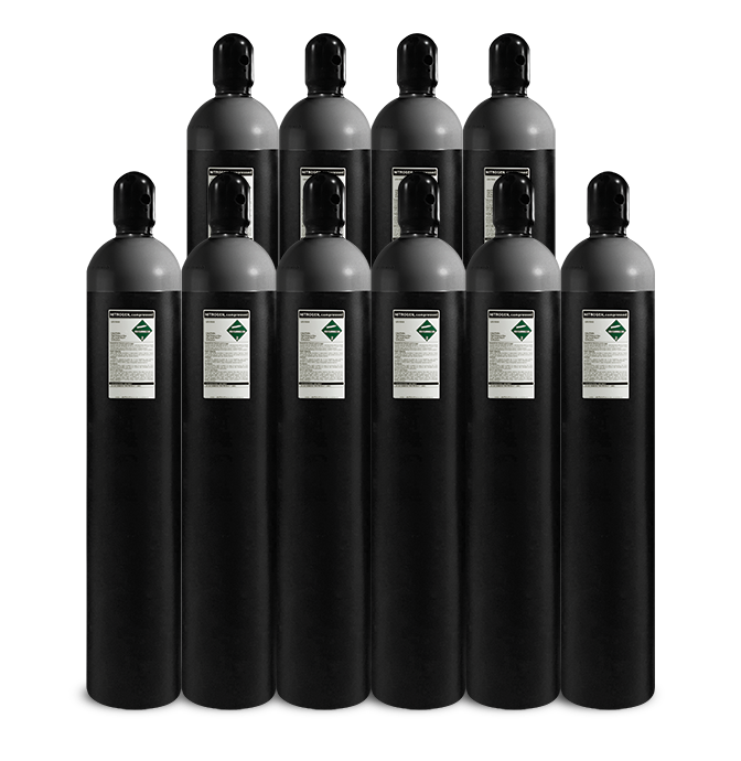 Compressed nitrogen gas wholesale nitrogen Zephyr Solutions