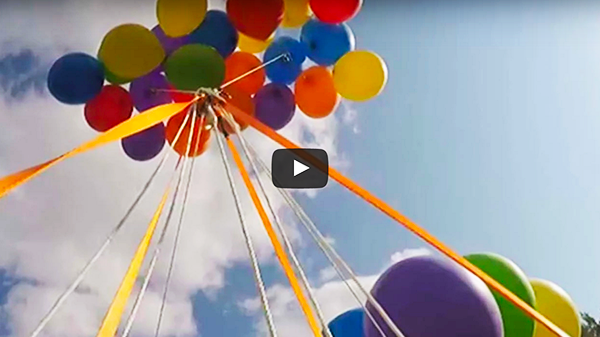 Balloon Guy Ceo Plans To Float To Space On A Lawn Chair
