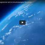 Group to circle Earth with low-altitude helium balloon