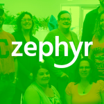 Zephyr works to help bring relief to Houston residents