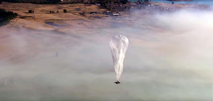 Helium wi-fi balloons Puerto Rico