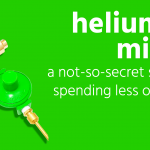 Helium air mixer extends the life of your helium tanks