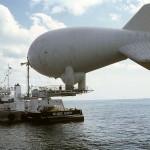 Helium aerostats patrolling American borders