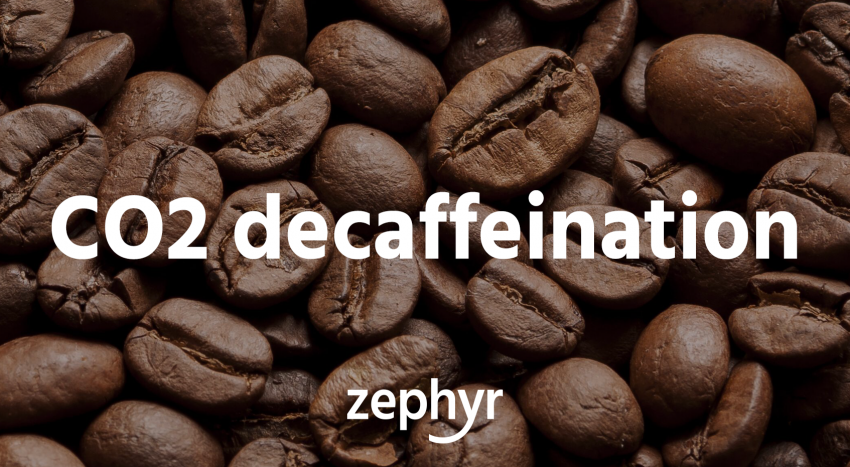 CO2 decaffeination - Ask Zephyr National CO2 Provider