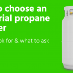 How to choose an industrial propane supplier