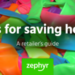 Top 3 tips for saving helium in your retail stores
