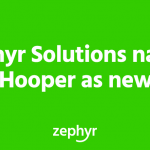 Zephyr Solutions names Max Hooper as new CEO