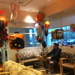 Annual Zephyr Halloween Balloon Blitz in Honor of Traila Graffius