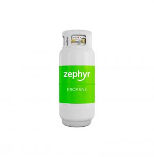 Zephyr propane tank 33.5lb